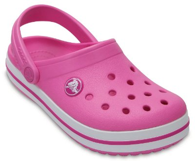CALÇADO CROCBAND KIDS - 10998 - PARTY PINK