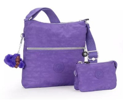 BOLSA TRANSVERSAL ALEXANE  1246327 - PURPLE GRAPE