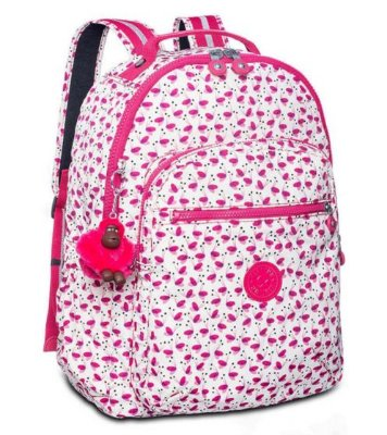 MOCHILA ESCOLAR SEOUL UP 2130514 - PINK WINGS