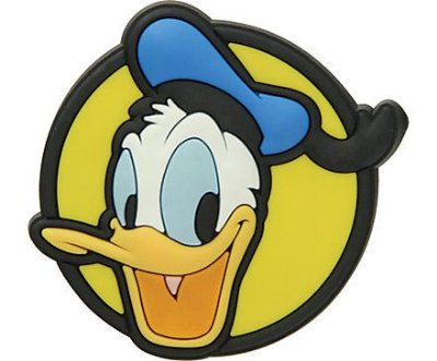 JIBBITZ  DONALD DUCK 6834 - UNICA