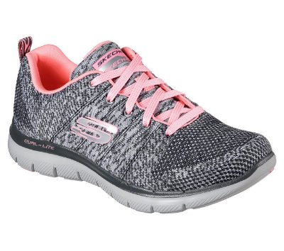 FLEX APPEAL 2.0- HIGH ENER - 12756 - CHARCOAL/CORAL