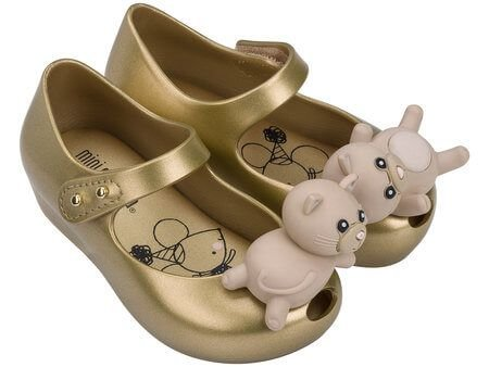 MINI MELISSA ULTRAGIRL MINI CAT - 32256 - OURO METALIZADO