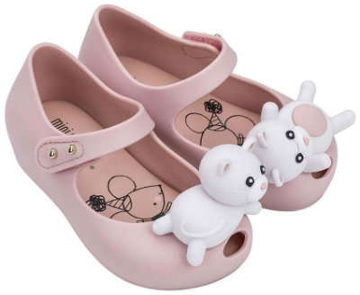 MINI MELISSA ULTRAGIRL MINI CAT - 32256 - ROSA CAMEO