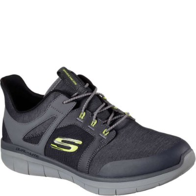 SYNERGY 2.0 CHEWKA - 52652 - CHARCOAL/LIME