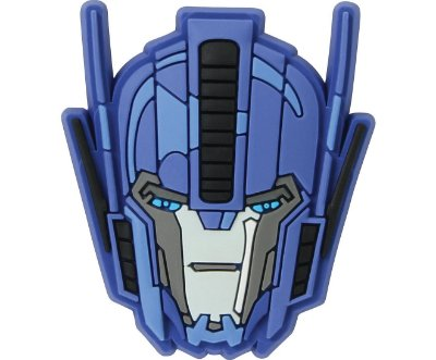 JIBBITZ OPTIMUS PRIME FACE 6975 - UNICA