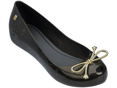 Melissa Ultragirl Elements - Preto/Dourado