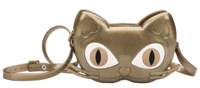 MINI MELISSA BAG CAT 34140 - DOURADO GLITTER