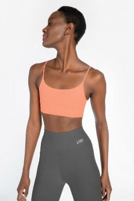 Top LIVE! Body Curve Essential Coral