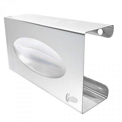 Porta Luvas de Procedimento Inox Ideal Biovis