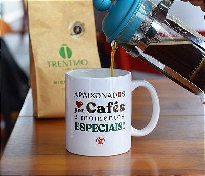 Caneca Cafés e Momentos Especiais