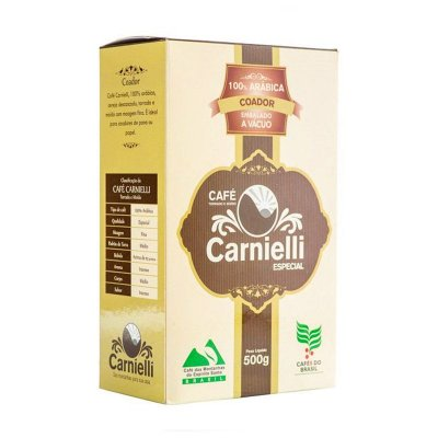 Café Torrado e Moído Carnielli Coador - Especial (500g)