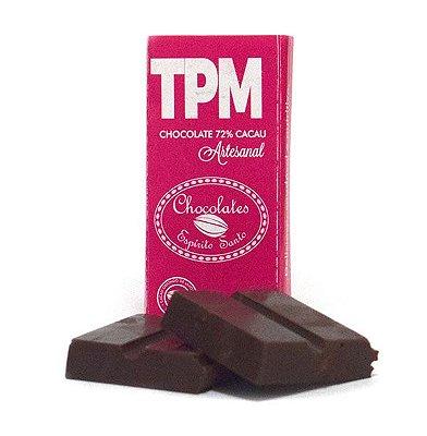 72% Cacau TPM - Chocolates Espírito Santo (25g)
