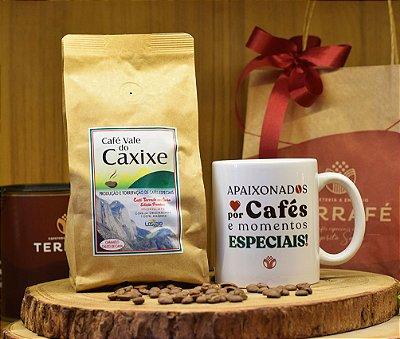 Café Vale do Caxixe + Caneca Apaixonados