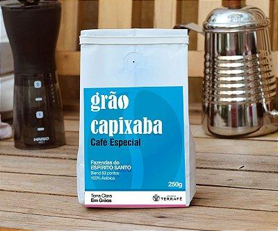 Grão Capixaba - Torra clara em grãos - 250g