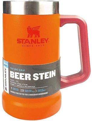 Caneca Térmica Laranja Stanley 709 ml