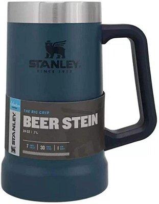 Caneca Térmica Azul Stanley 709 ml