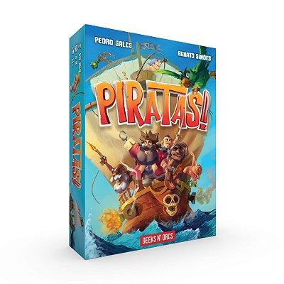 Piratas! - 3ª Edição | Pré-venda