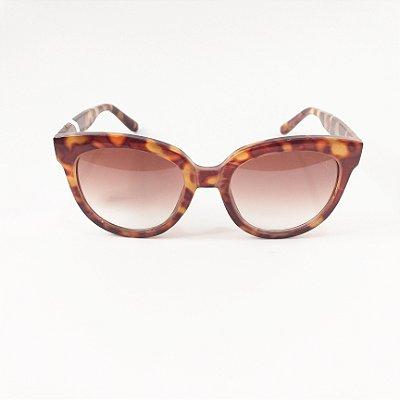 Óculos De Sol Mustbe Tigrado
