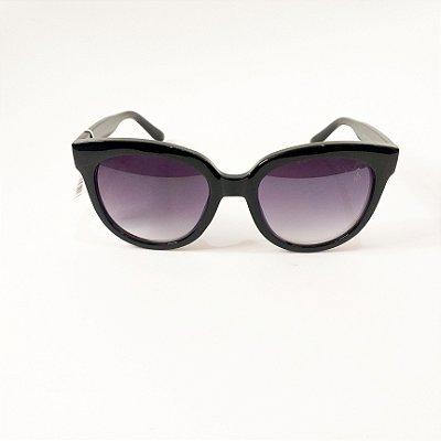 Óculos De Sol Mustbe Preto