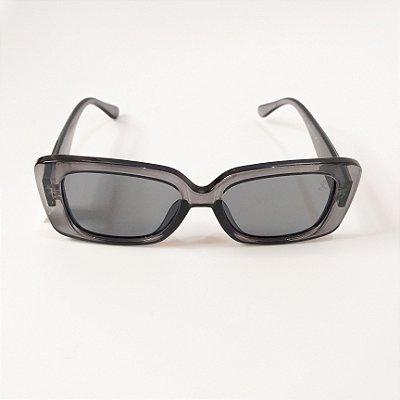 Óculos De Sol Mustbe Gabriela Markus Cinza
