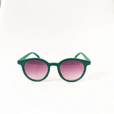 Óculos De Sol Mustbe Verde Musgo
