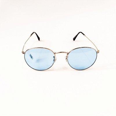 Óculos De Sol Mustbe Prata