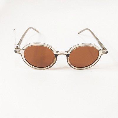 Óculos De Sol Mustbe Transparente.