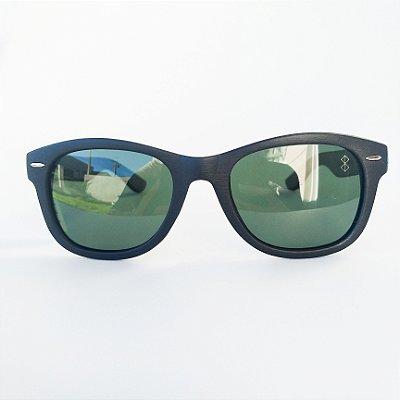 Óculos De Sol Mustbe Madeira Escura