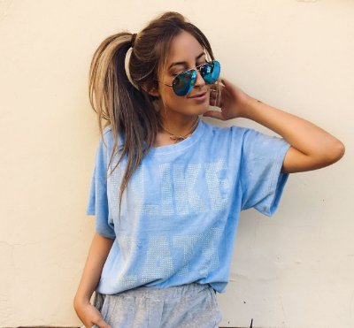 Óculos de Sol MustBe - Joana Paladini - Blue