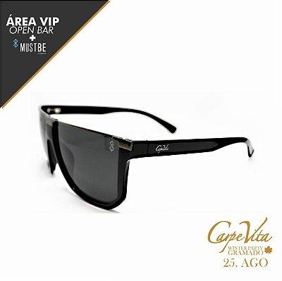 Óculos de Sol MustBe + Ingresso Área Vip Open Bar Carpe Vita Gramado 2018