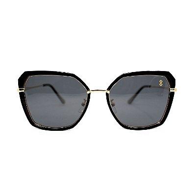 Óculos de Sol MustBe Hexxa Black&Gold