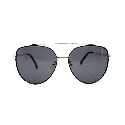 Óculos de Sol MustBe Paralellis Black