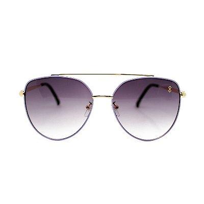 Óculos de Sol MustBe Paralellis Purple