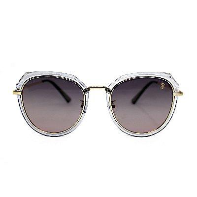 Óculos de Sol MustBe X-Glossy Gray