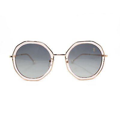 Óculos de Sol MustBe Hexxa Glossy Nude
