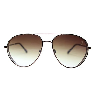 Óculos de Sol MustBe Aviator Brown