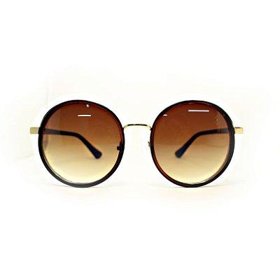 Óculos de Sol Mustbe Claus e Vanessa 2020 Go Go Brown