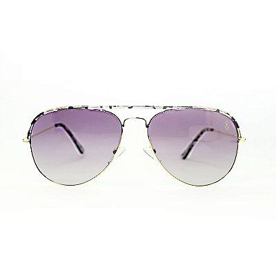 Óculos de Sol Mustbe Frame 20 Purple