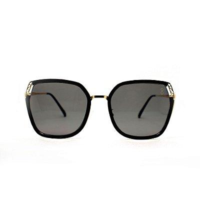 Óculos de Sol Mustbe Smithsonian Strass & Black