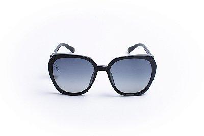 Óculos De Sol Mustbe Black/Red