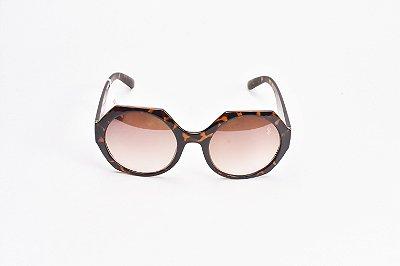 Óculos De Sol Mustbe Gabriela Markus Tigrado