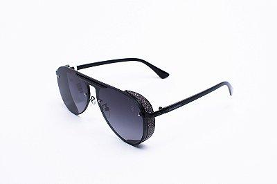 Óculos De Sol Mustbe Claus E Vanessa Preto