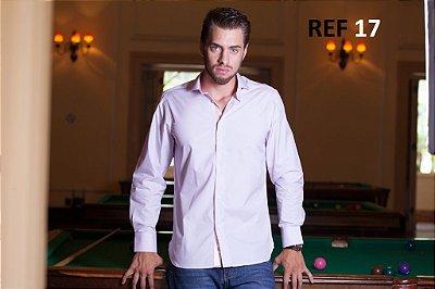 Camisa Omega Rosinha