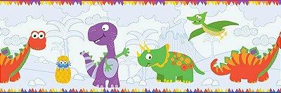 Faixa Infantil Dinossauro