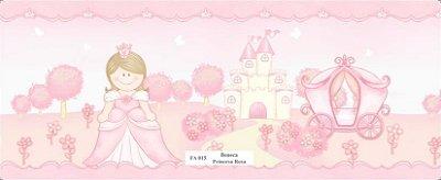 Faixa Princesa Rosa