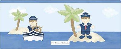 Faixa Marinheiro Alto Mar