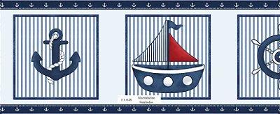 Faixa Marinheiro Âncora Barco