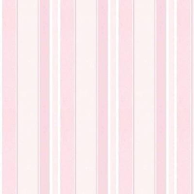 Papel Listrado Rosa Escuro e Rosa Claro