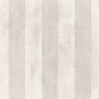 Papel de Parede Cimento Queimado Claro Listrado Bobinex Natural 1428 Vinílico Lavável
