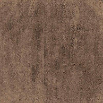 Papel de Parede Cimento Queimado Marrom  Bobinex Natural 1431 Vinílico Lavável